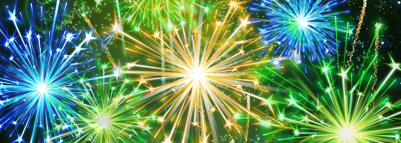 Zalig Nieuwjaar!